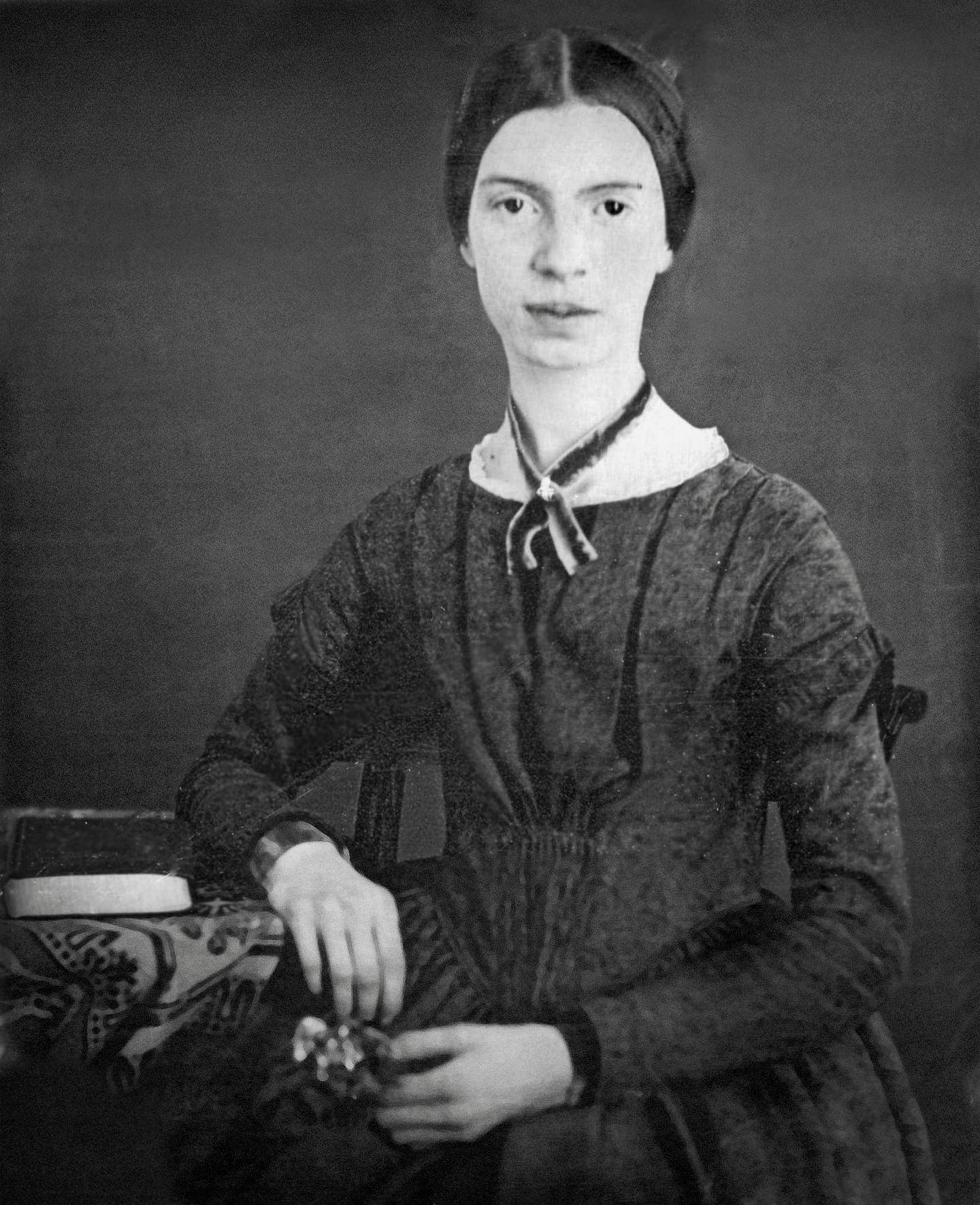Black-white_photograph_of_Emily_Dickinson_Restored