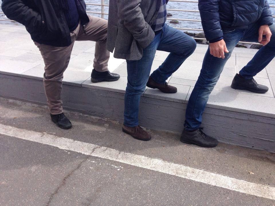 scala gambe